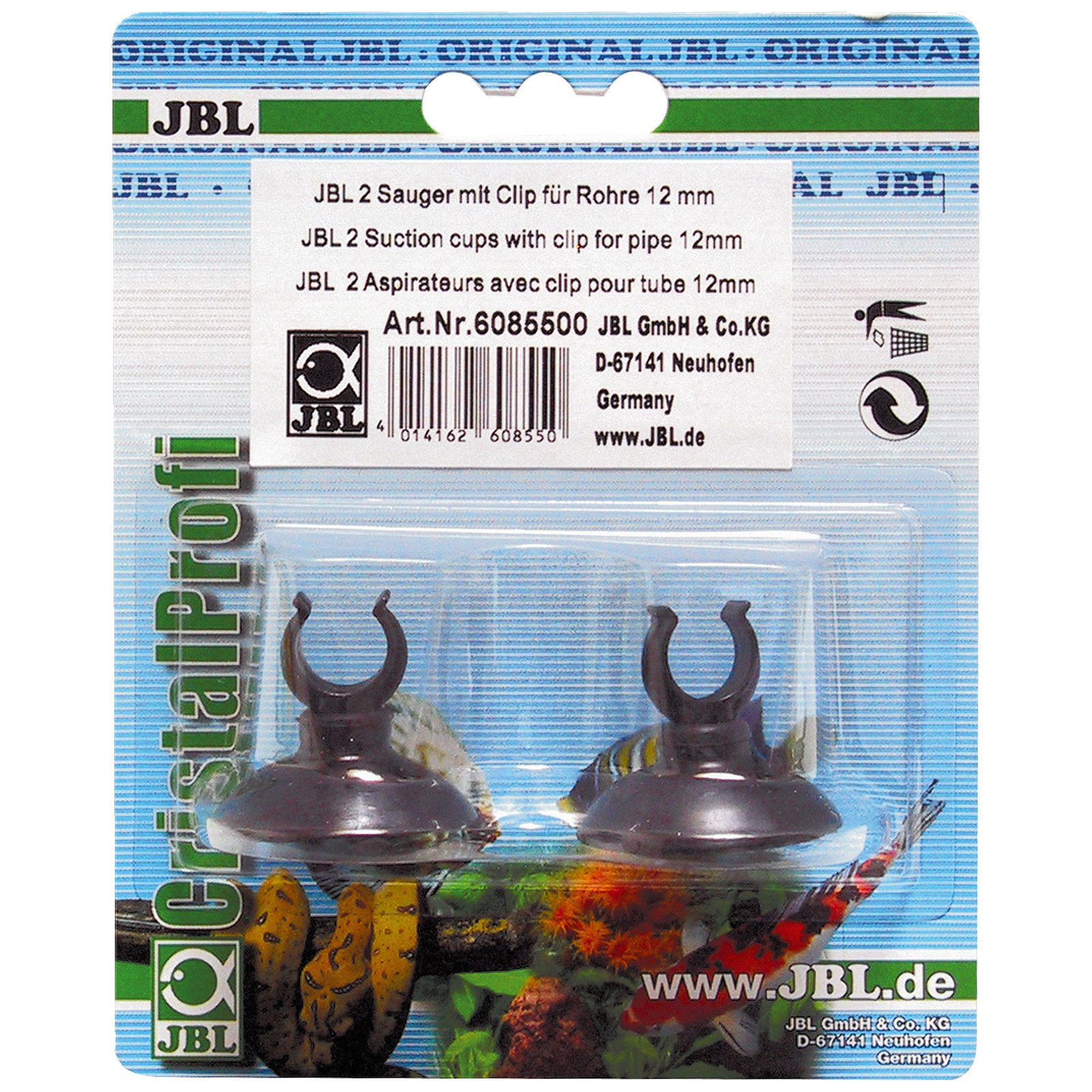 JBL - Clip Suction Cup