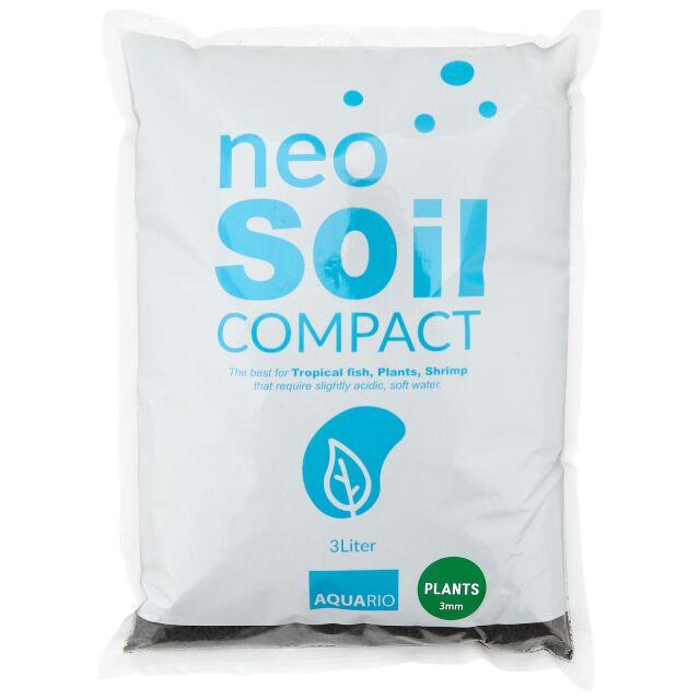 AQUARIO - Neo Soil Compact - Plant - 8 Liter   Aquasabi - Aquascaping Shop