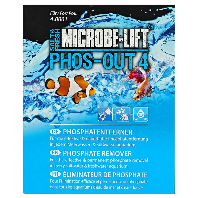 Microbe-Lift - Phos-Out 4 - Granulate