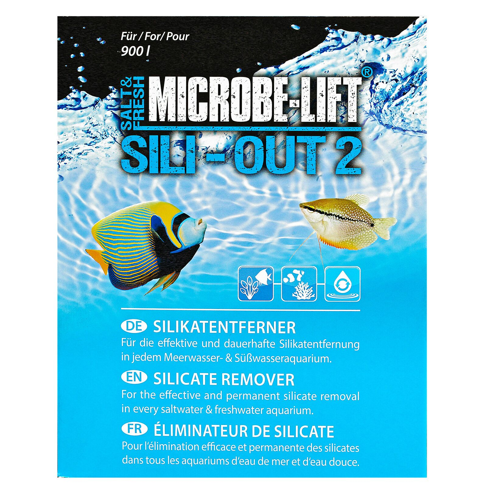 Microbe-Lift - Sili-Out 2 - Silicate Remover