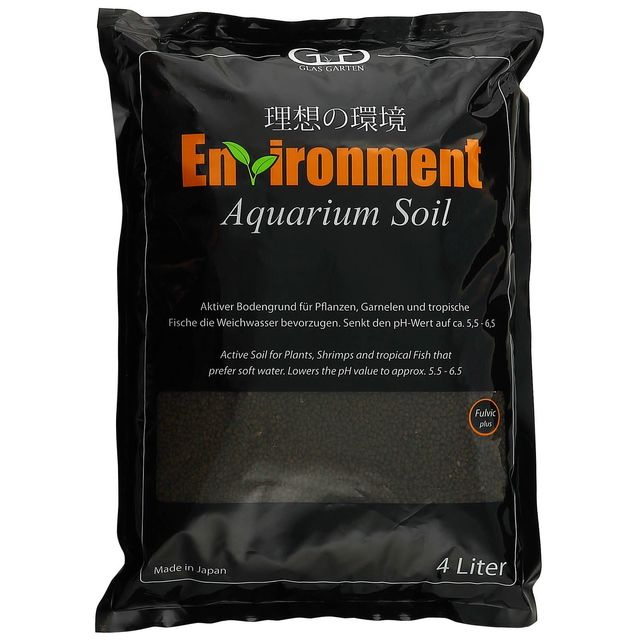 GlasGarten - Environment - Aquarium Soil GlasGarten