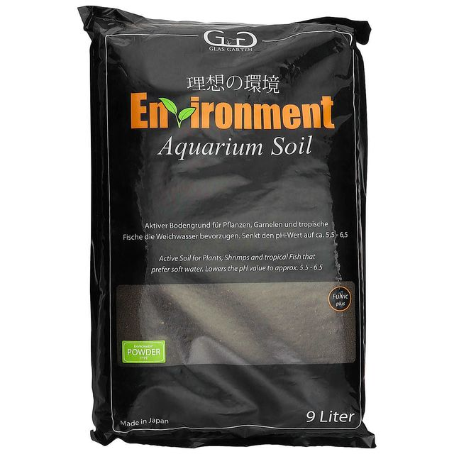 GlasGarten - Environment - Aquarium Soil Powder