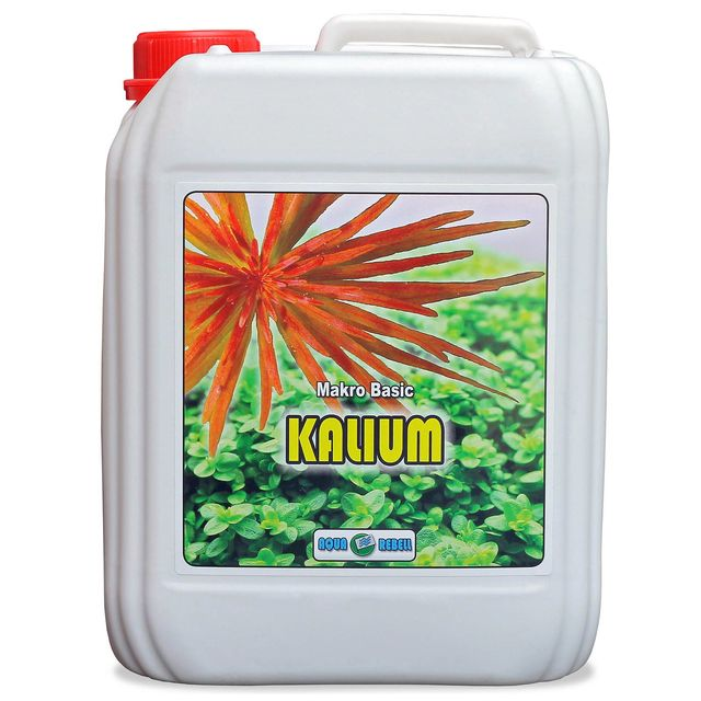 Aqua Rebell - Makro Basic-  Kalium - 5.000 ml