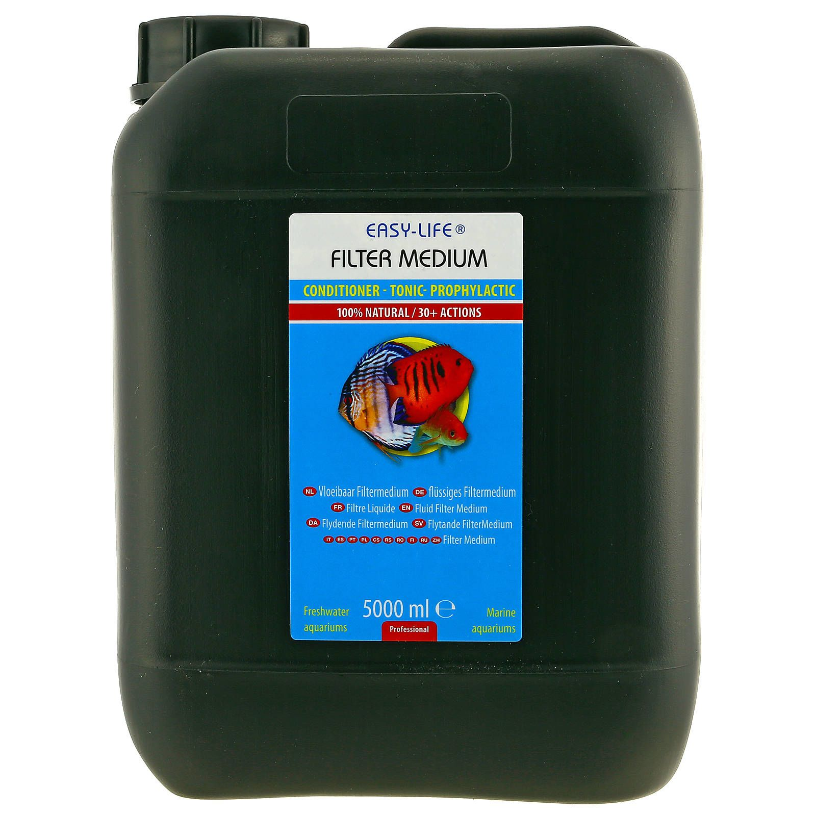 Easy Life - FFM - fluid filter medium