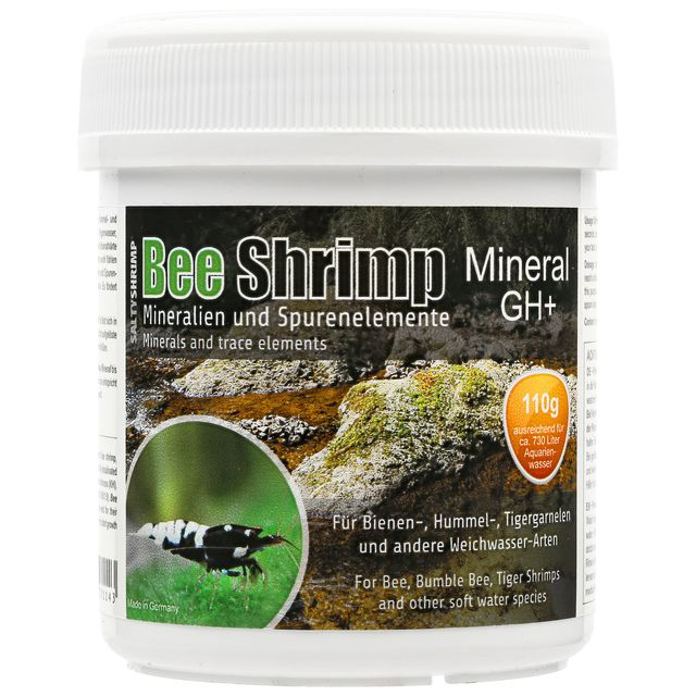 SaltyShrimp - Bee Shrimp Mineral GH+