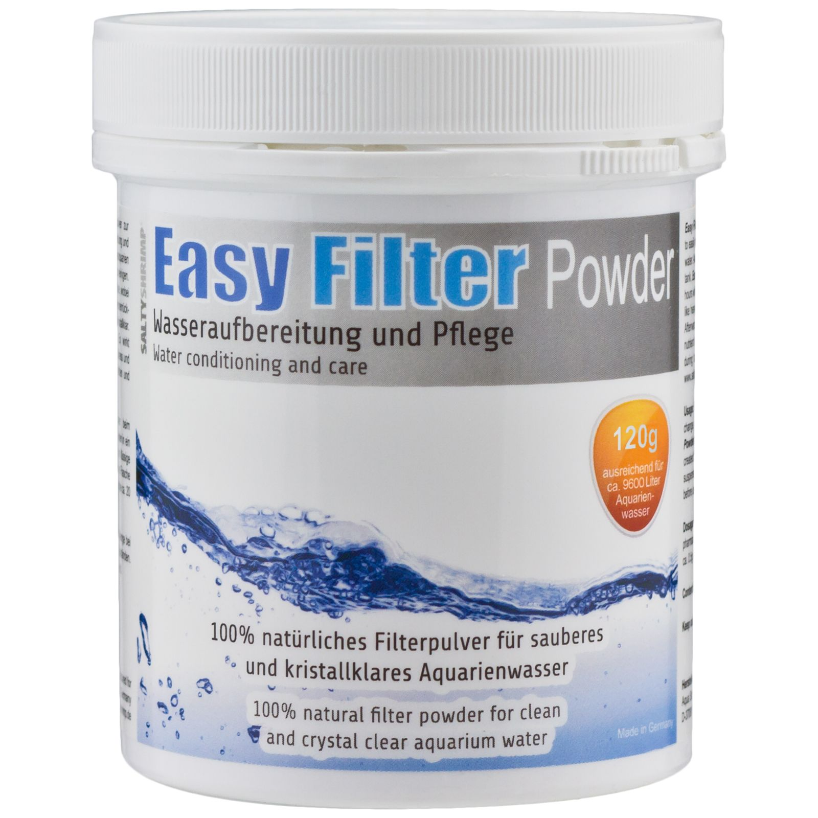 SaltyShrimp - Easy Filter Powder