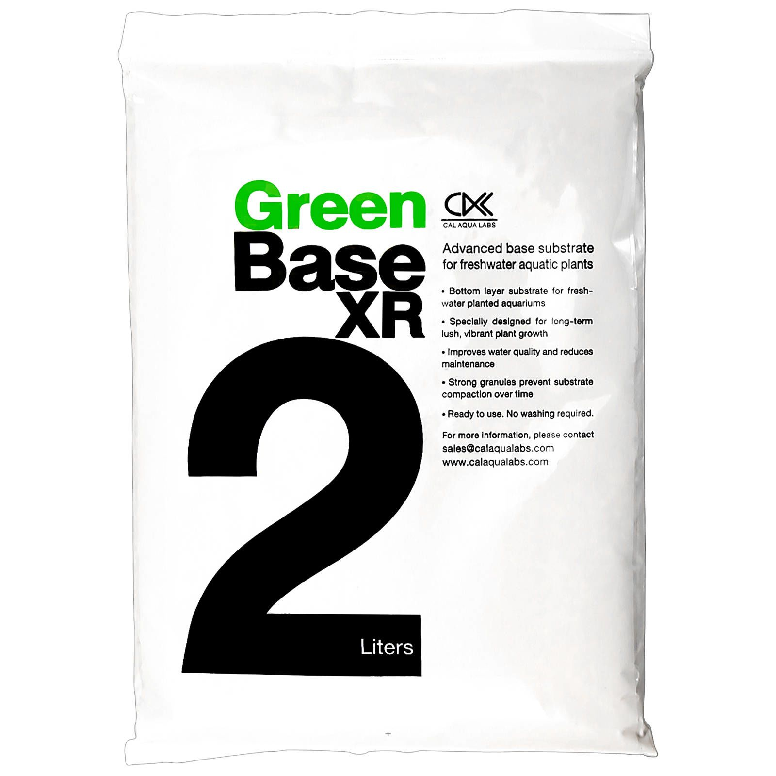 Cal Aqua Labs - Green Base XR