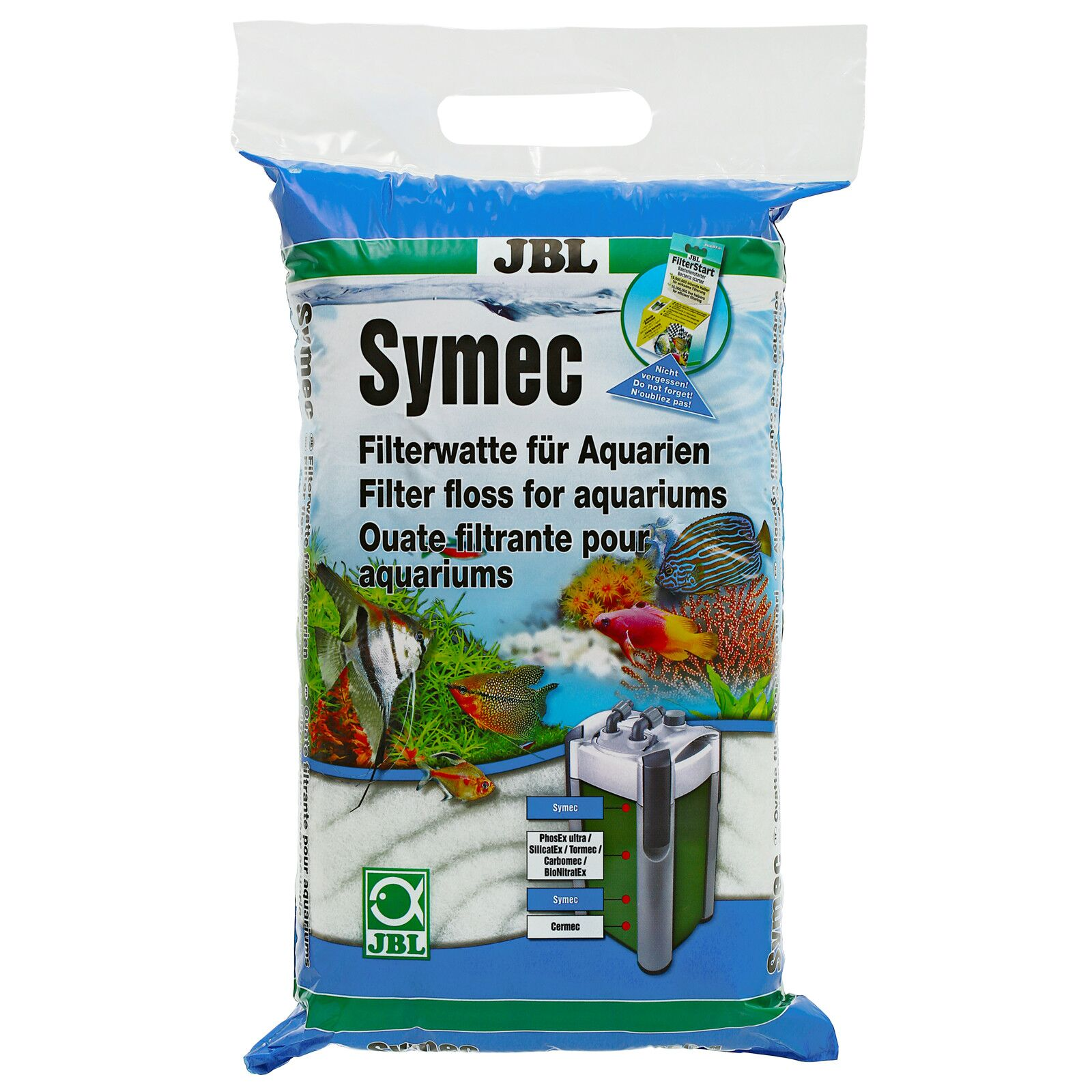JBL - Symec Filter Wool