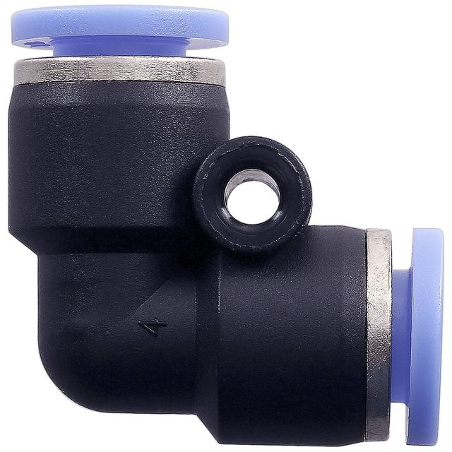 Aquasabi - Elbow push in connector - 6 mm