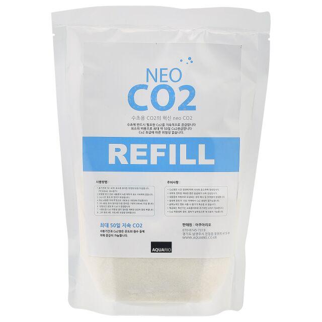 AQUARIO - Neo CO2 refill AQUARIO
