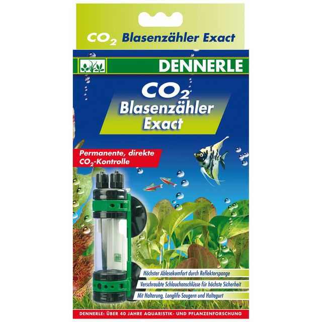 Dennerle - CO2 Bubble Counter Exact