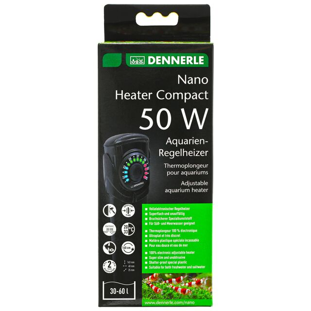 Dennerle - Nano Heater Compact