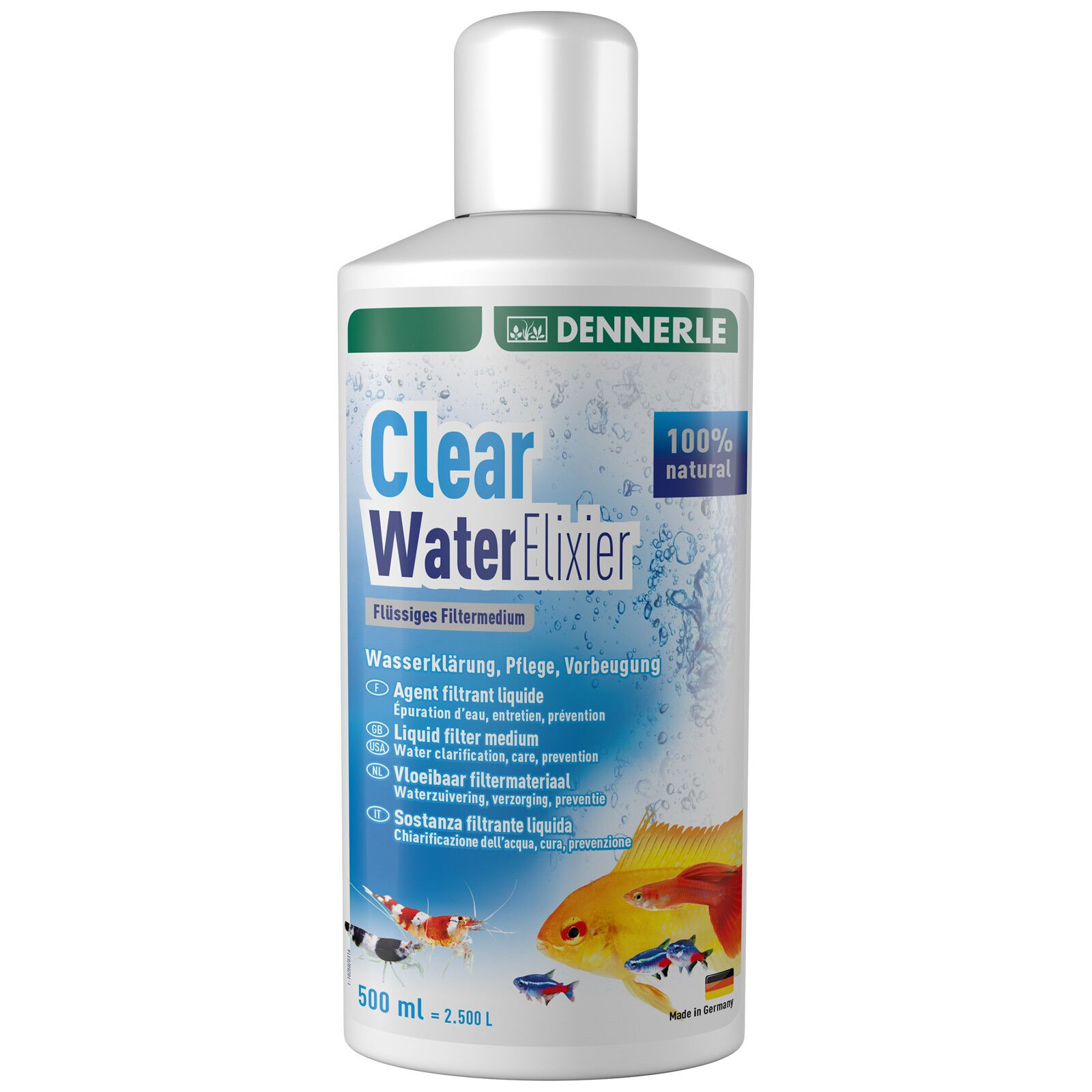 Dennerle - Clear Water Elixier