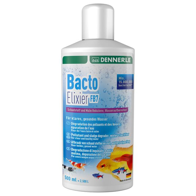 Dennerle - Bacto Elixier FB7 - 500 ml