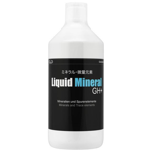 GlasGarten - Liquid Mineral GH+ - 1.000 ml