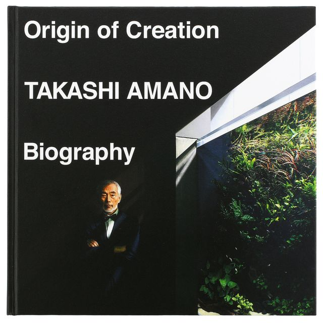 ADA - Takashi Amano Biography - Origin of Creation - english