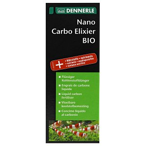 Dennerle - Nano Carbo Elixir Bio - 100 ml