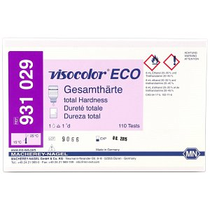 Macherey-Nagel - Visocolor ECO - Total Hardness - Test