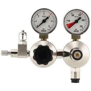 Oxyturbo - Double Stage Pressure Regulator